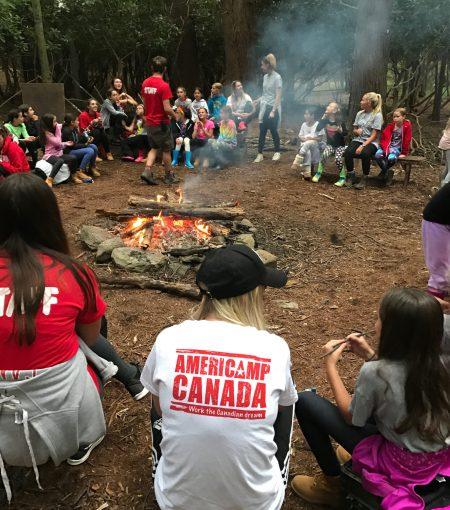 ACC camp fire
